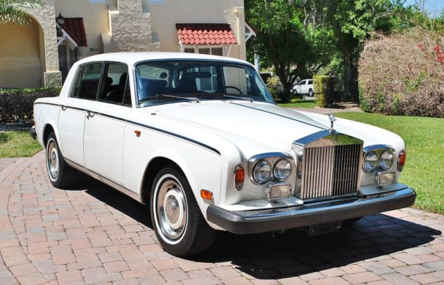 1976 Rolls-Royce Silver Shadow Believed to be 84k Original Miles Simply Stunning