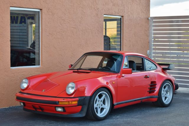 1979 Porsche 930 911 Turbo Non Sunroof Euro