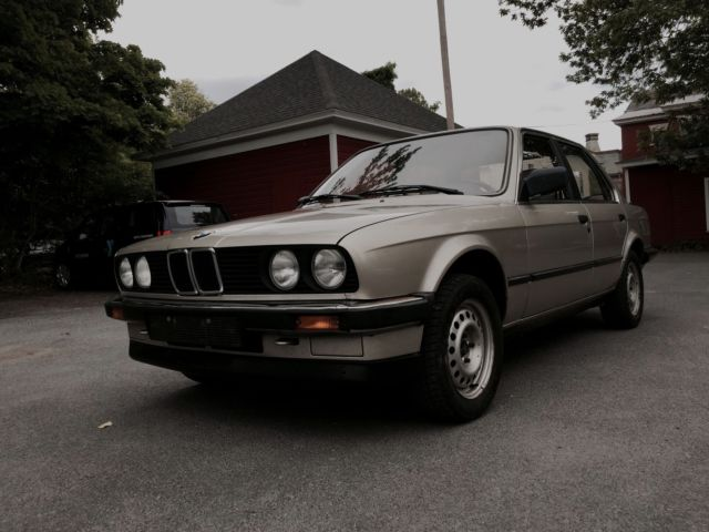 1986 BMW 3-Series E30 324D DIESEL  5 SPEED