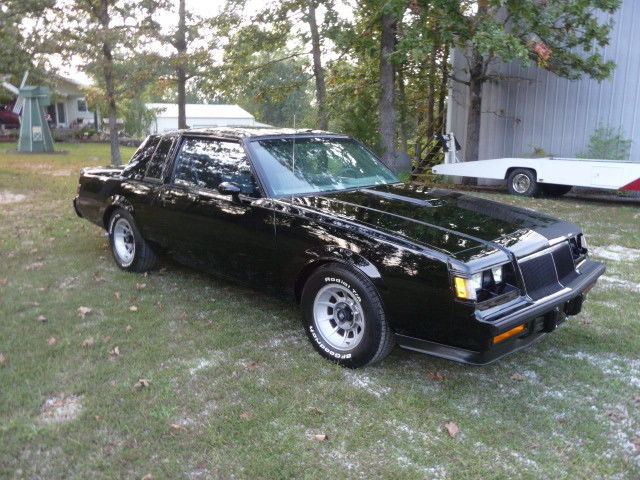 1985 Buick Grand National T TOPS