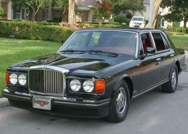 1989 Bentley Mulsanne S - MINT CONDITION - 20K MILES