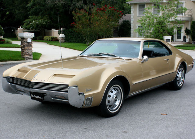 1966 Oldsmobile Toronado CALIFORNIA/FLORIDA - 1K MILES