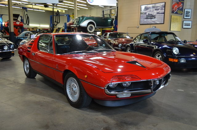 1971 Alfa Romeo Other MONTREAL