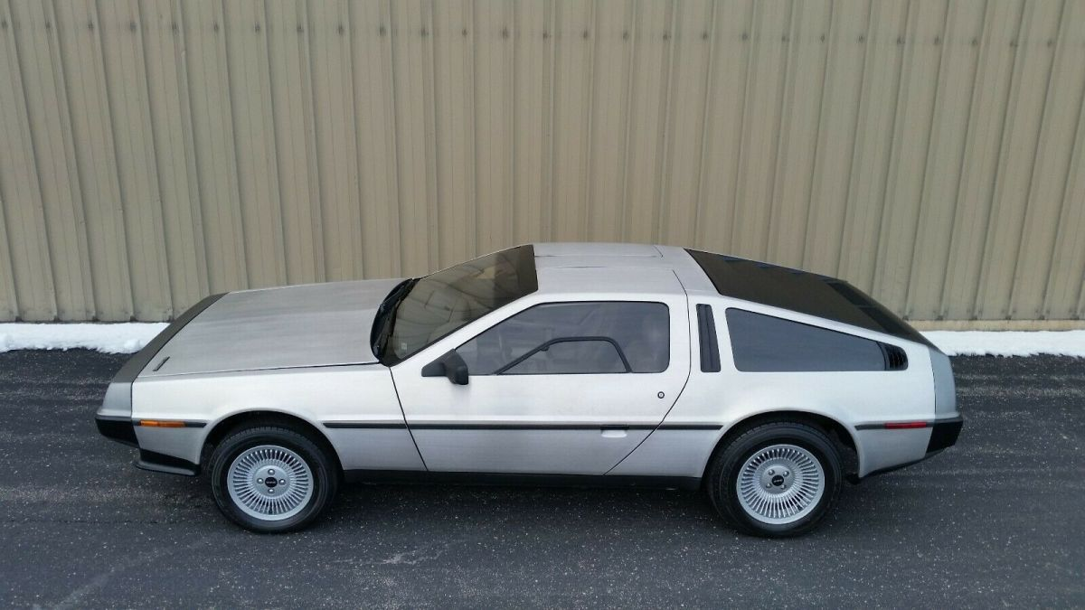 1983 DeLorean DMC-12 Offered by DMC Midwest