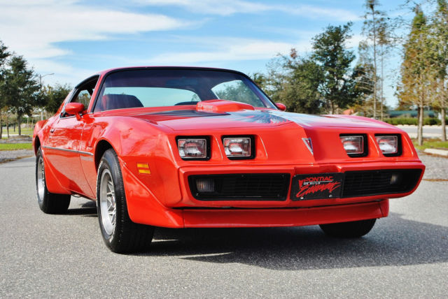 1979 Pontiac Trans Am 6.6L Must See One of the Best