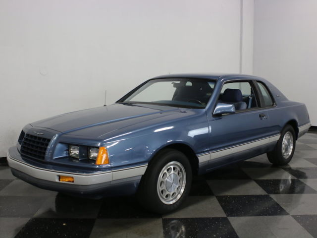 1985 Ford Thunderbird 30th Anniversary Edition