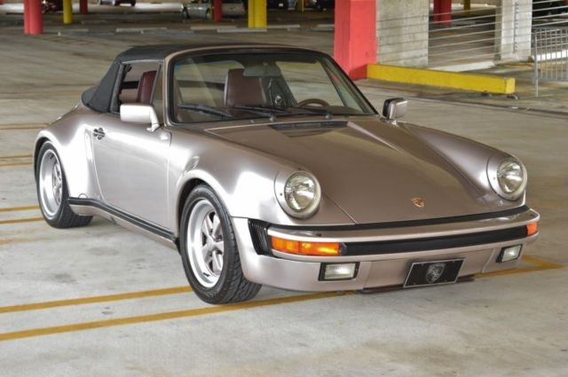1985 Porsche 911 M491 Turbo Look - Only Example in the World