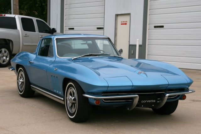 1965 Chevrolet Corvette FACTORY AC 4 SPEED