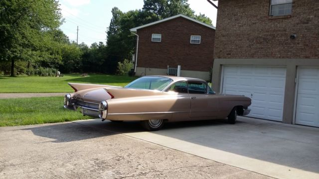 1960 Cadillac DeVille Series 62