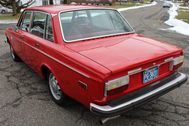 1973 Volvo 144 Fuel Injected