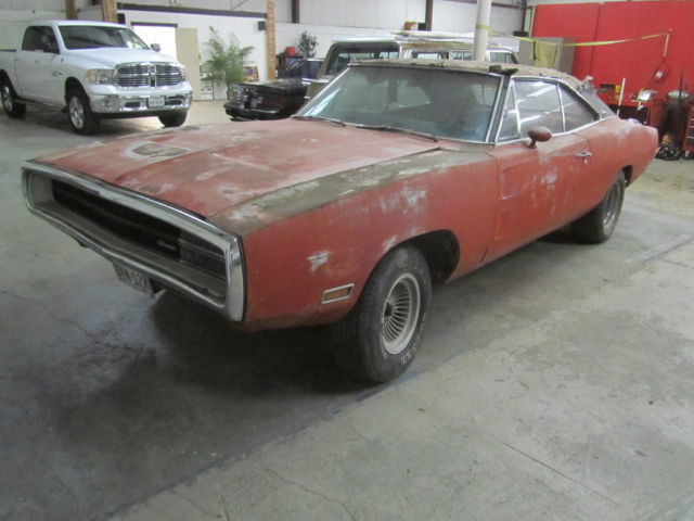 1970 Dodge Charger 3-DAY AUCTION PROJECT CAR MUST GO !!!!!!!!!!!!!!!!