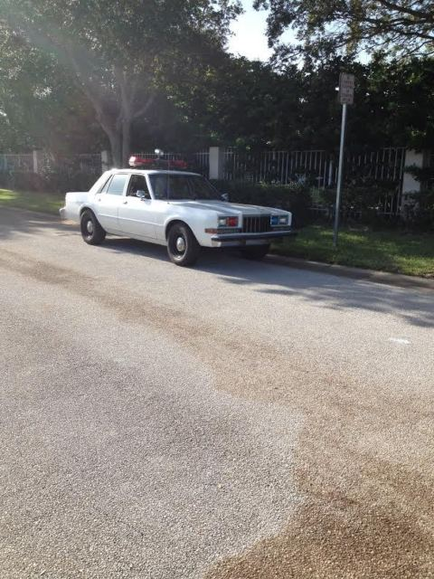 1989 Dodge Other Police
