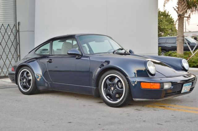 1994 Porsche 911 Coupe 964 Manual Turbo Look RS