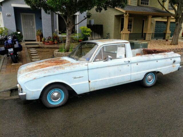 1961 Ford Ranchero BASE