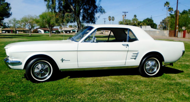 1966 Ford Mustang RESTORED READY TO GO..