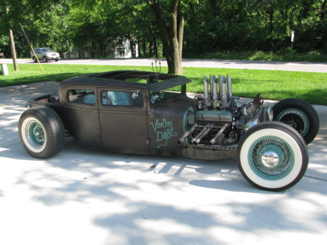 1928 Other Makes Dodge  Voodoo Diablo Hot Rod
