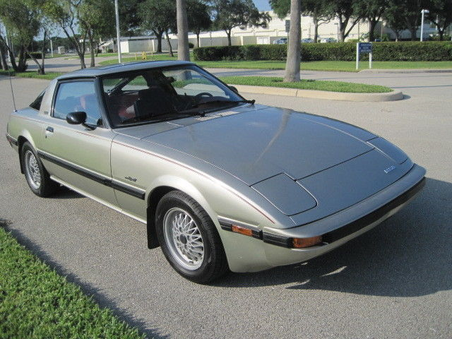 1983 Mazda RX-7 2dr Coupe GS