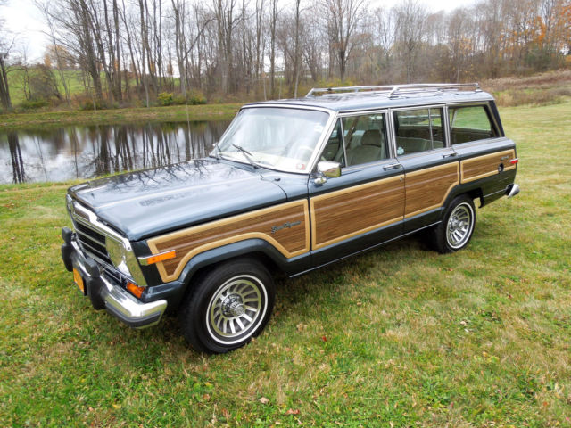 1989 Jeep Other 4dr Wagon 4W