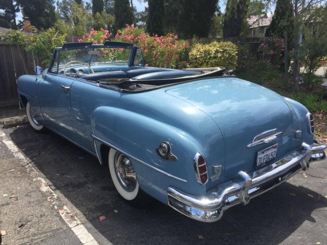 Fantastic classic 51 39 desoto custom convertible for sale for Classic american convertibles for sale