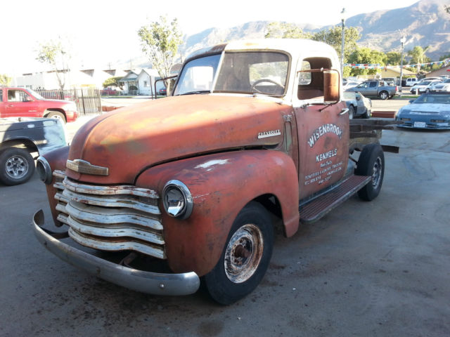 1947 Chevrolet Other Pickups 3 Window