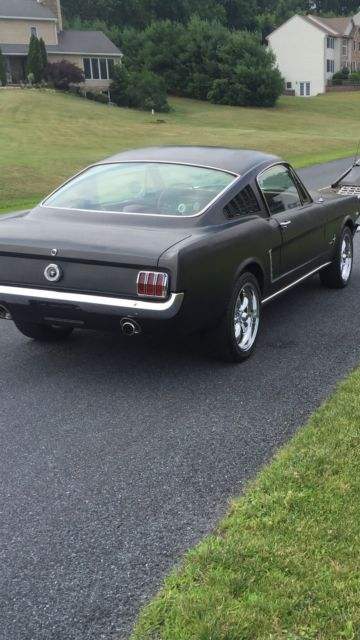1965 Ford Mustang A Code Fastback