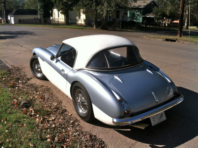 Fast & Beautiful Restored 1962 Austin Healey 3000 w ...
