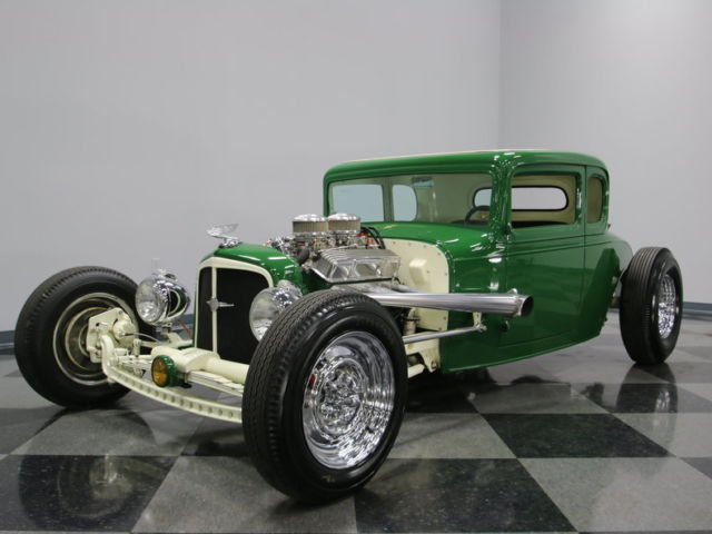 1932 Chevrolet 5 Window Coupe