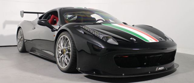 Ferrari 458 Challenge Evo For Sale Photos Technical Specifications