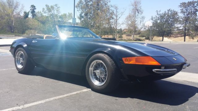 ferrari daytona spyder replica miami vice borrani wheels for sale. Cars Review. Best American Auto & Cars Review
