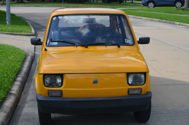 1980 Fiat Other 126