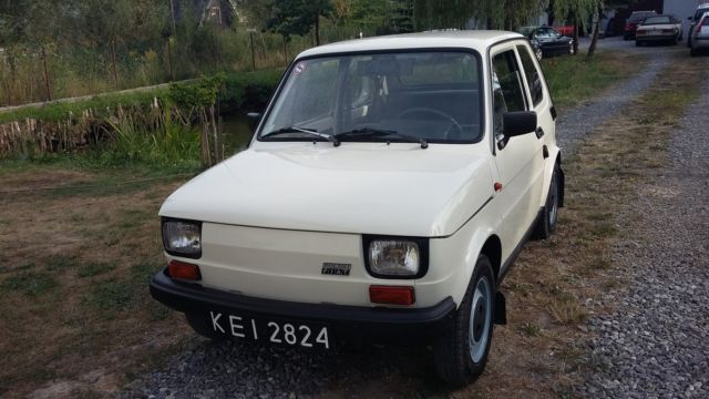 1988 Fiat Other 126