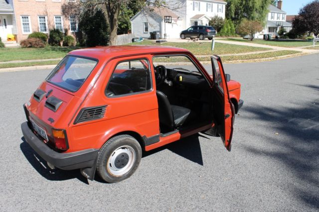1989 Fiat Other 126