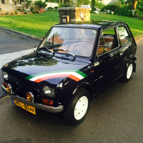 19800000 Fiat Other FIAT 126 bambino 650