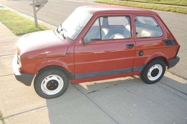 fiat 126 vintage great condition for sale photos technical specifications description topclassiccarsforsale com