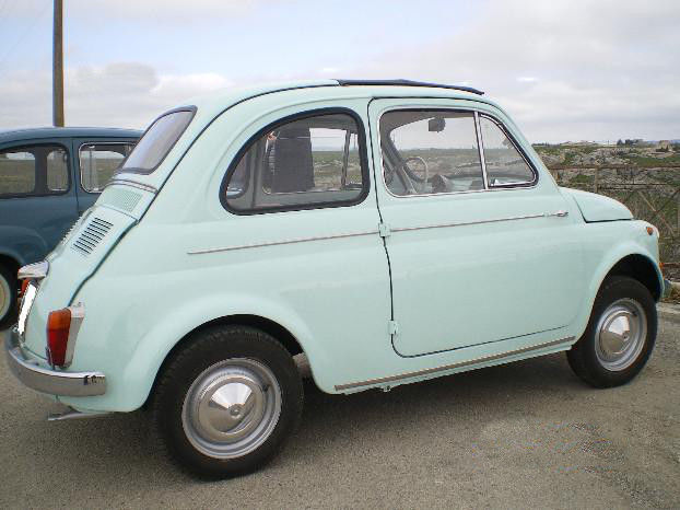 fiat 500 d year 1962 fully restored classic italian car for sale photos technical. Black Bedroom Furniture Sets. Home Design Ideas