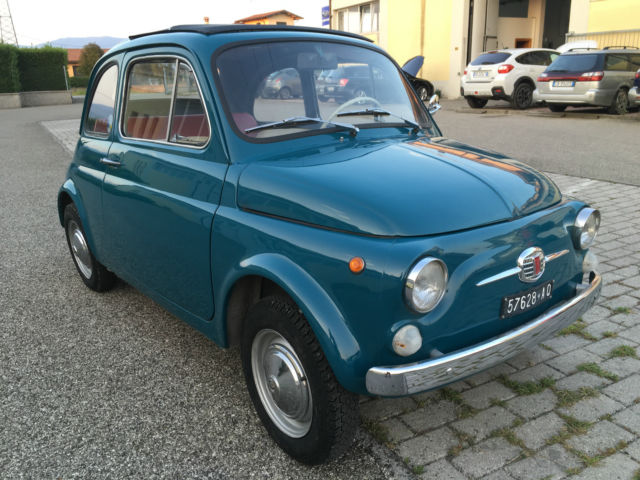 fiat 500 f 1967 nuova 500 excellent original for sale. Black Bedroom Furniture Sets. Home Design Ideas