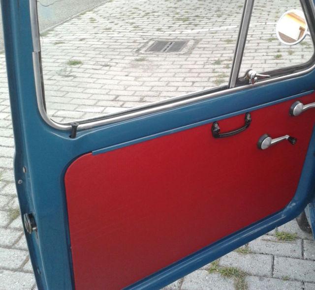 "FIAT 500 F 1967 ""Nuova 500"" Excellent Original For Sale"