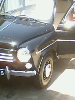 1964 Fiat Other 600d