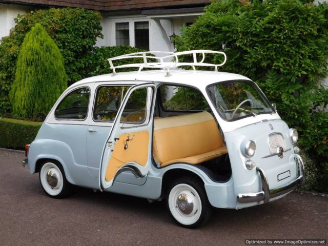 1963 Fiat Other 600D