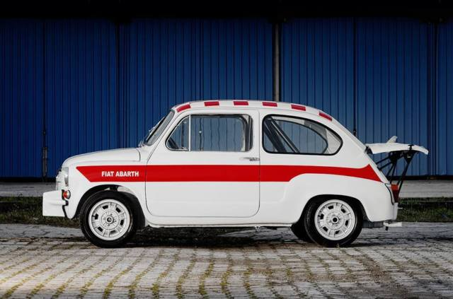 1978 Fiat Abarth 850 TC replica