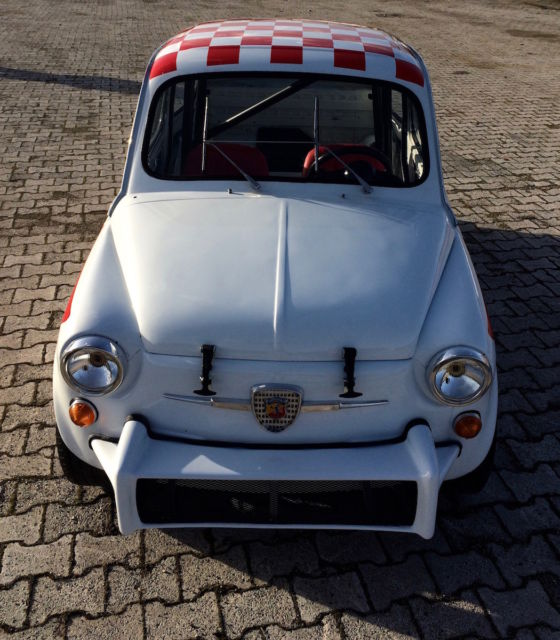 Fiat Abarth 850 TC Replica, Fresh Restoration! Reduced For