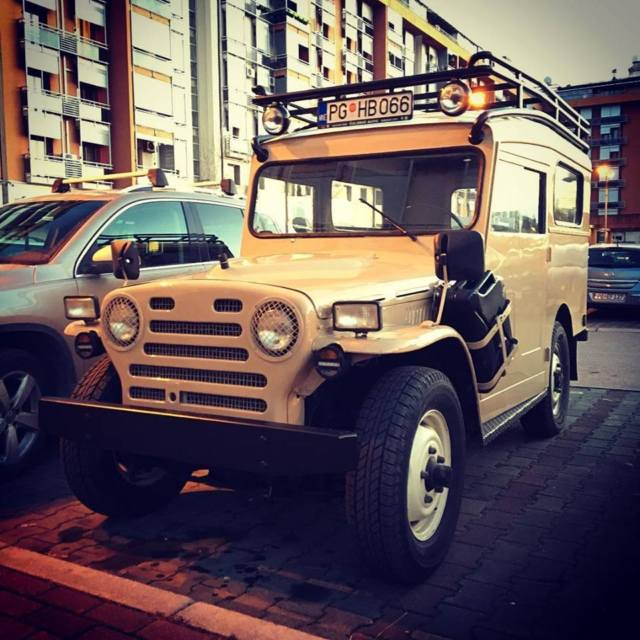 Fiat Campagnola AR 55 Off Road For Sale: Photos, Technical