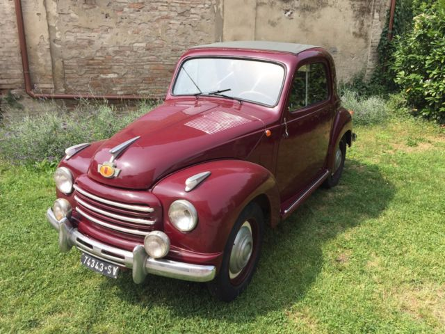 fiat topolino c for sale: photos, technical specifications