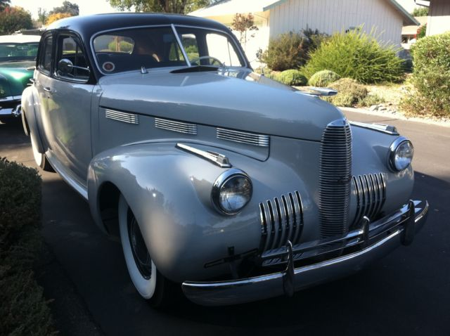 1940 Cadillac Other 4 door Sedan
