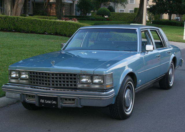 1976 Cadillac Seville  LOW MILE SURVIVOR - 33K MILES