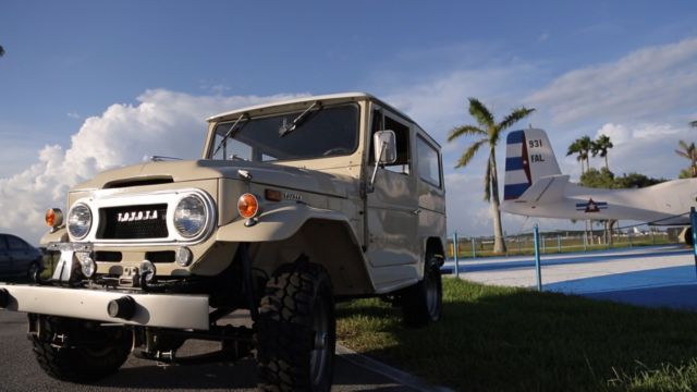 1967 Toyota Land Cruiser 2 DOOR HARDTOP