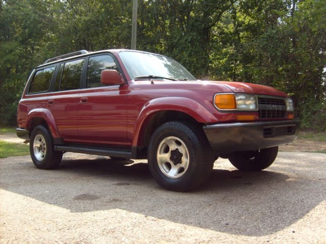 1994 Toyota Land Cruiser FJZ80