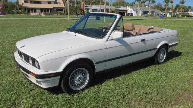 1993 BMW 3-Series Convertible
