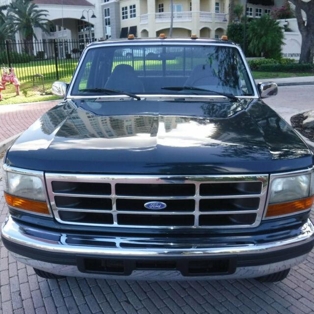 Florida Ford F350 Supercab Dually 7.3 Liter Turbo Diesel ...