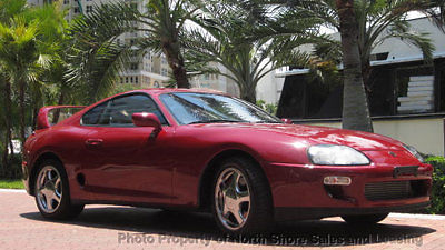 1994 Toyota Supra Twin Turbo Sport Roof